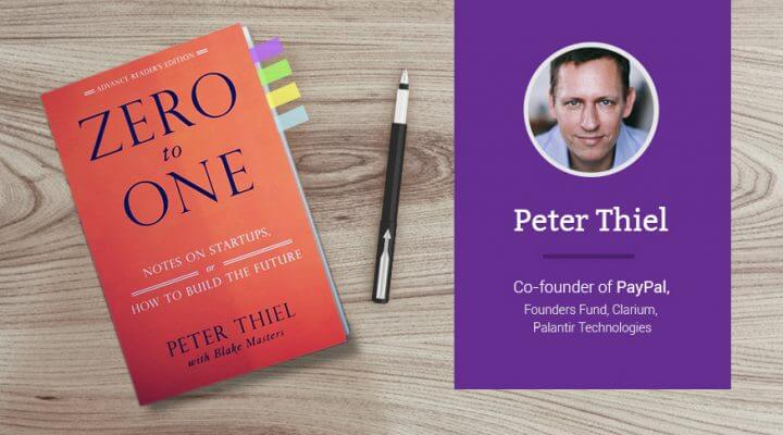 10 Lessons Every Entrepreneur should Learn from Peter Thiel
