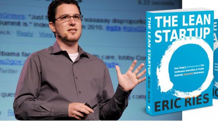 Top 10 Lean Startup Lessons by Eric Ries