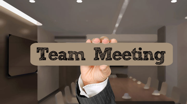 5 Tips for Running Effective Team Meetings